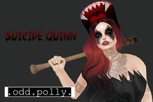 .odd.polly. Suicide Quinn
