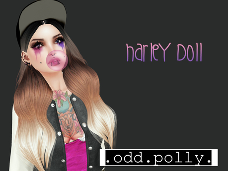 .odd.polly. Harley Doll Eyeshadow