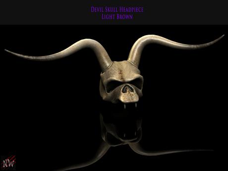 ! [NW] Skull Headpice bones
