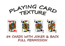 Playing Card Texture