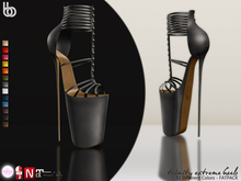 Bens Boutique - Trinity Extreme Heels - Fatpack