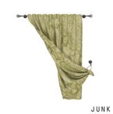 junk. boho curtain.