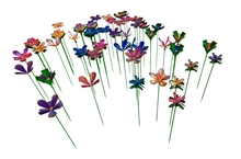 50 Full perm sculptured flowers - RL afterbuild