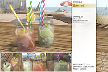 Sway's [Summer] Drinking Jars