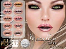 .:JUMO:. Metallic Lips - LELUTKA