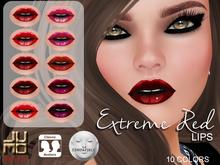 .:JUMO:. Extreme Red Lips - LELUTKA