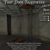 Trap Door Teleporter
