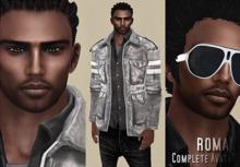 New!! ROMAN - Complete Avatar