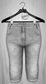 Admirable. HighWaist Jeans (Grey)