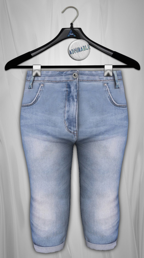 Admirable. HighWaist Jeans (Light)