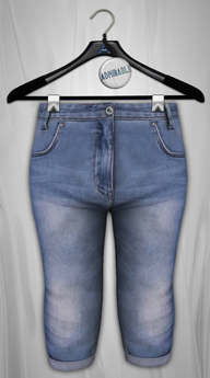 Admirable. HighWaist Jeans (Medium)