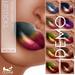 DEMO Oceane - Metallix Lipsticks (10x)