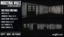 Win Factory Industrial Walls