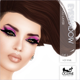 PROMO!! Oceane: Cat Eyeshadow Electric Pink!