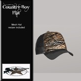 Country Couture Country Boy Hat