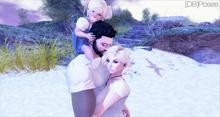 "[DB]Poses - ""family portrait"""