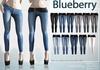 Blueberry rica skinny jeans