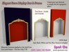 Spot On Elegant Store Display Box & Frame