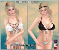.::f  tiche petite::. Arabic Top(6 colors/prints) Appliers incl