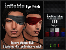 Inkside-Eye Patch with 8 Textures Changer HUD