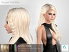rezology Straight Half Plait (RIGGED mesh hair) NS - 1599 complexity