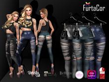FurtaCor*Punk Jeans Pants