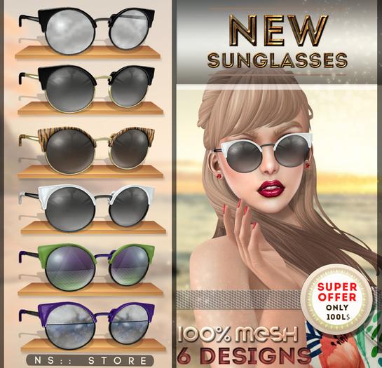 NS::  New Sunglasses