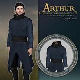 {KD} Kahli Designs - Arthur - Blue