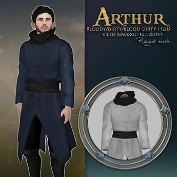 {KD} Kahli Designs - Arthur - DEMO