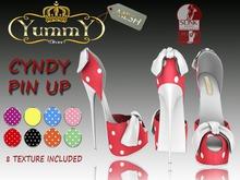 :. YummY Store.: CYNDY PIN UP