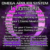 Omega System Kit for L'Uomo
