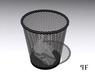Wastepaper basket 004 006a