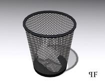 Wastepaper basket 004