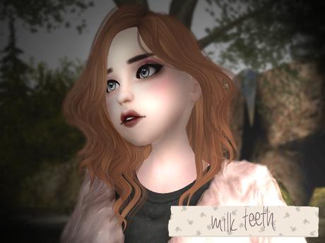 milk teeth. Cinnamon Doll Avatar 2.0 Skin Mod
