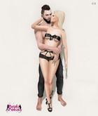 PURPLE POSES - Couple 414