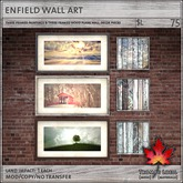 Trompe Loeil - Enfield Wall Art [mesh]