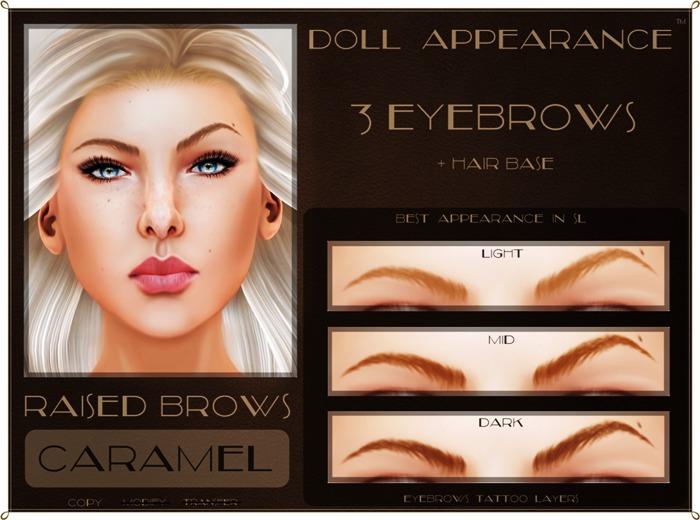 .:DA:. Eyebrow Raised Caramel