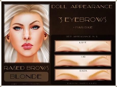 .:DA:. Eyebrow Raised Blonde