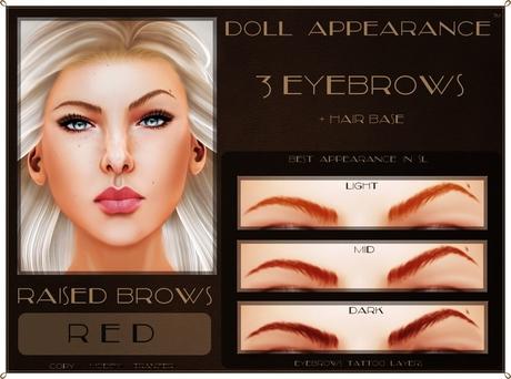.:DA:. Eyebrow Raised Red