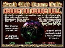 Darkstar Dance Ball -Mesh-
