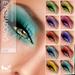 Oceane - Fat Pack Dare Eyeshadows - 10 x
