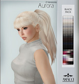 Amacci Hair - Aurora - Black Pack
