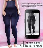 Emily - Pants *Della Personi*