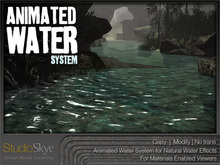 Skye Water System - Natural Water - Materials Enabled