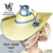 Wicca's Wardrobe - Teatime Hat [Sun] [BOXED]