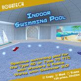 TARDIS Expansion, Swimming Pool