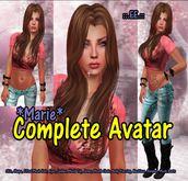::.EE.:: Complete Avatar *Marie*