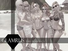 Glamrus . The Plastics