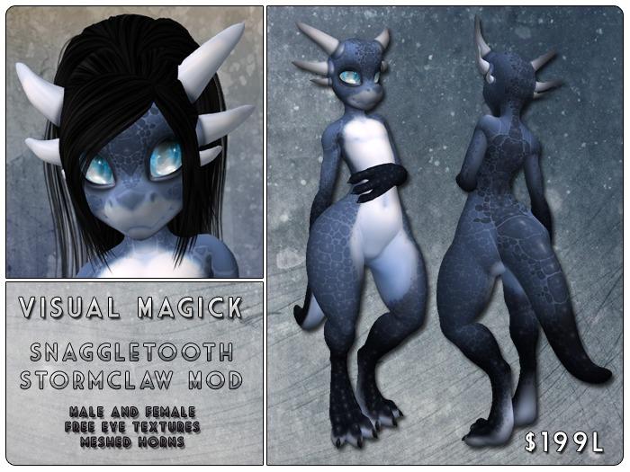 .: Visual Magick :. // Kobold Stormclaw : Frost