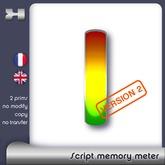 KTC Script memory meter